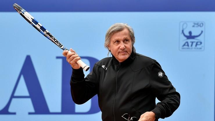Wykluczony czasowo z tenisa Nastase wkracza do dyplomacji