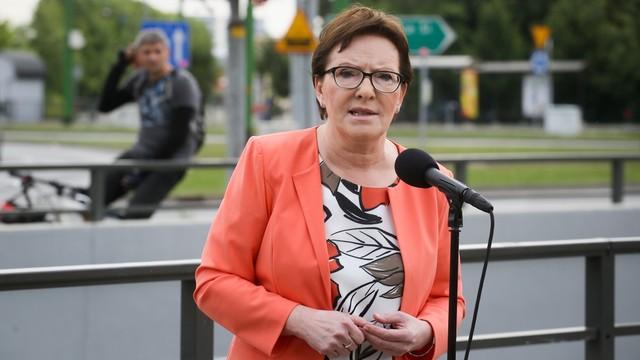 Ewa Kopacz na Śląsku, padły ważne obietnice