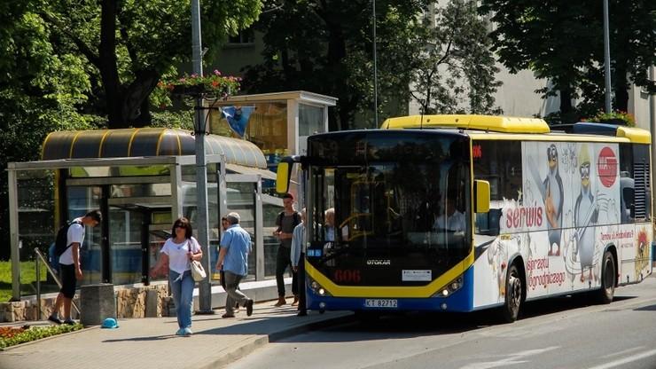 Systemy dla niewidzących w autobusach w Tarnowie