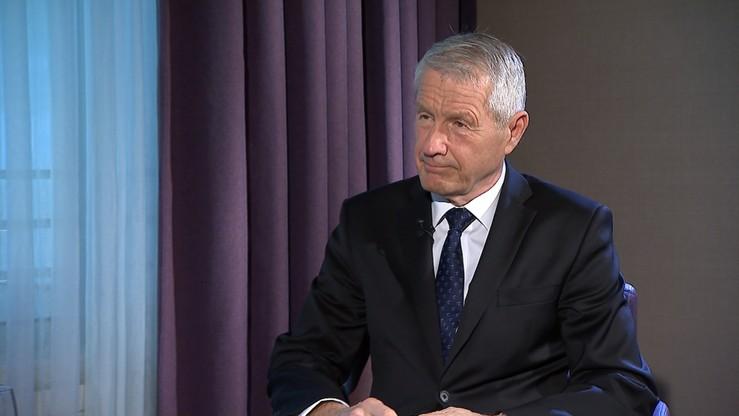 Jagland: chcemy, żeby wszystkie problemy były rozwiązywane na poziomie krajowym