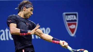 2015-09-05 US Open: Nadal odpadł w III rundzie