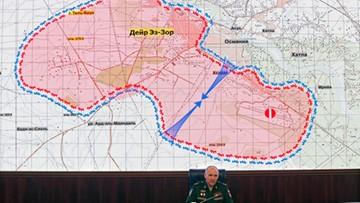 19-01-2017 20:49 Państwo Islamskie straciło prawie ćwierć swojego terytorium