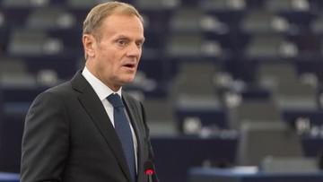 26-10-2016 12:10 Tusk: UE nie jest gotowa do podpisania CETA