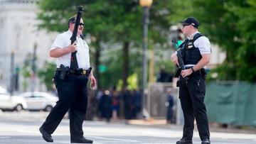 21-05-2016 06:22 Strzelanina w pobliżu Białego Domu. Ranny mężczyzna z bronią