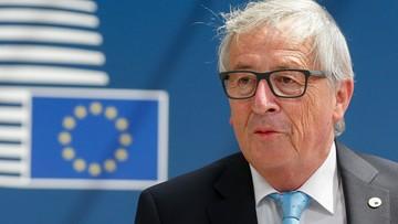 23-06-2017 13:28 Juncker: propozycja May ws. praw obywateli UE jest niewystarczająca