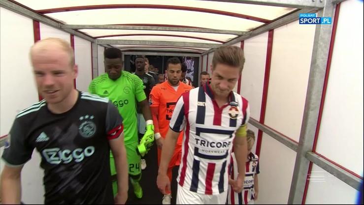 Willem II - Ajax Amsterdam 1:3. Skrót meczu