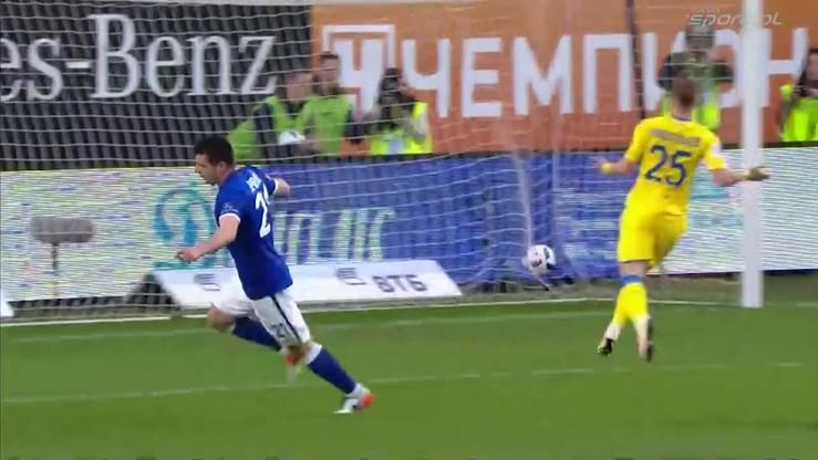 Dynamo Moskwa - FK Rostów 1:3. Skrót meczu
