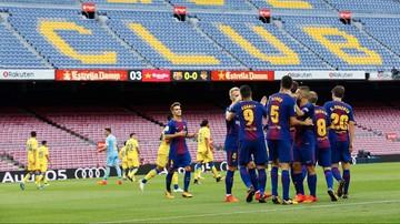 2017-10-02 Marca: FC Barcelona zdradziła swoje ideały