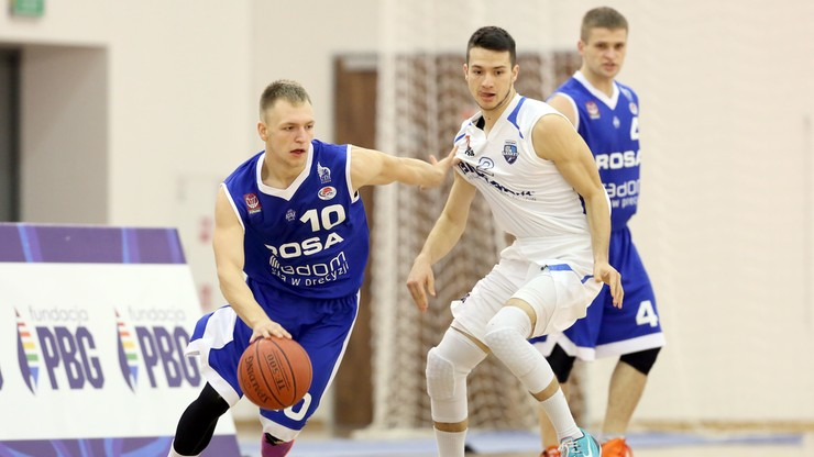 Puchar Europy FIBA: Rosa Radom i Śląsk Wrocław poznały rywali w drugiej fazie