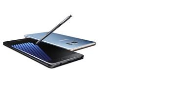 02-09-2016 10:58 Samsung wycofuje ze sprzedaży smartfony Galaxy Note 7. Niektóre eksplodowały podczas ładowania