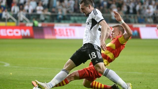 Boniek chce zawiesić sędziów meczu Legia - Jagiellonia