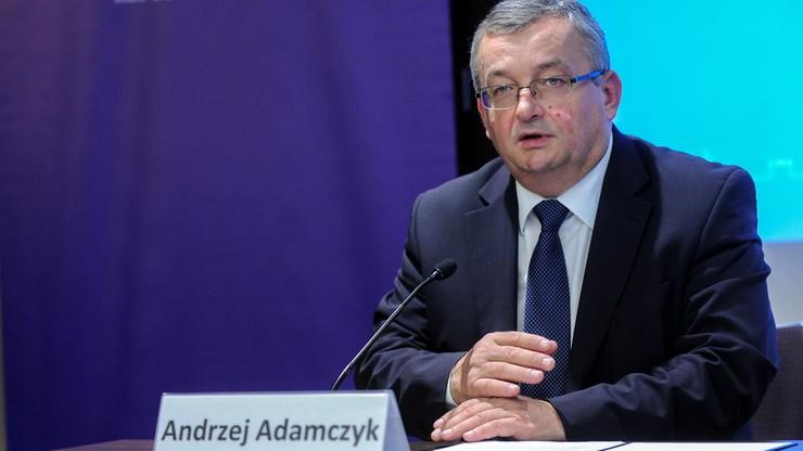 """""""Drony staną się źródłem wzrostu gospodarczego"""" - Adamczyk, szef resortu infrastruktury"""