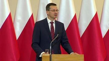 Morawiecki: podatek od sprzedaży uderzy w małe niezależne sklepy