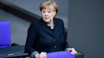 21-01-2017 14:54 Merkel: w stosunkach z USA trzeba szukać kompromisów