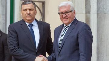 04-05-2016 19:46 Niemcy: syryjska opozycja apeluje o rozejm w całej Syrii