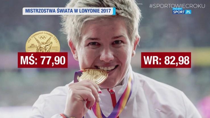 Anita Włodarczyk nominowana w 83. Plebiscycie
