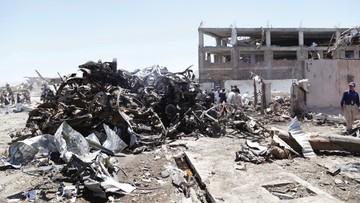 Rośnie liczna ofiar zamachu w Kabulu. Wśród rannych personel ambasady Niemiec