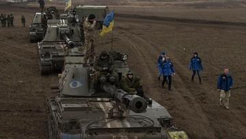 20-03-2017 18:46 Ciężkie walki w okolicach Mariupola na Ukrainie