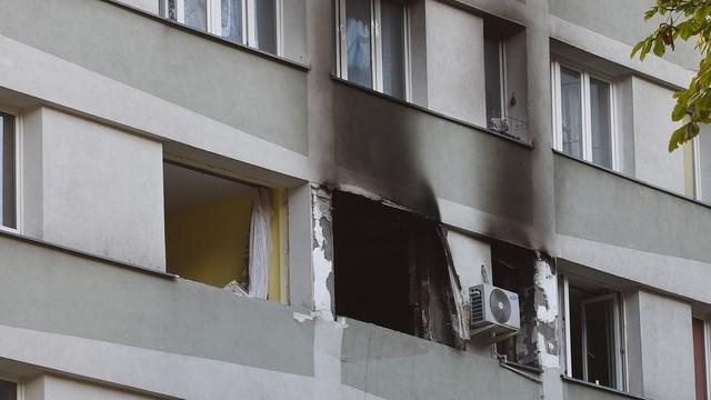 Warszawa: wybuch gazu w wieżowcu w centrum, ewakuowano 65 osób