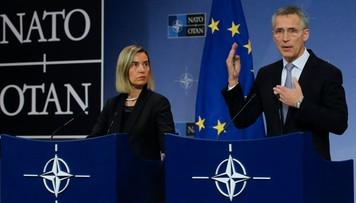 2016-12-07 Szef NATO zaniepokojony sytuacją na Ukrainie. Wzywa do utrzymania sankcji wobec Rosji