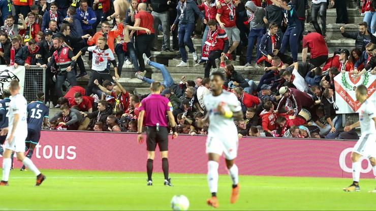 Ligue 1: Amiens nie zagra najbliższego meczu na swoim stadionie