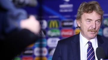 2016-12-09 Zbigniew Boniek gościem Cafe Futbol
