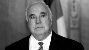 16-06-2017 17:17 Nie żyje były kanclerz Niemiec Helmut Kohl
