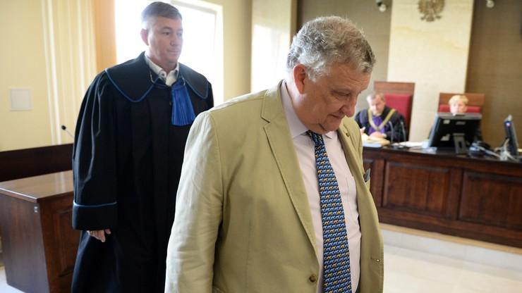 """""""Chodzi o prawdę i honor"""". Sąd rozpatrywał sprawę zwolnienia byłego prezesa stadniny w Michałowie"""