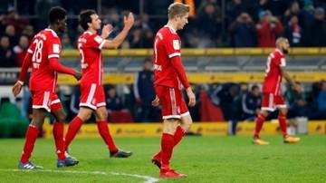 2017-12-01 Bayern Monachium i BVB zagrają o zmazanie plamy sprzed tygodnia