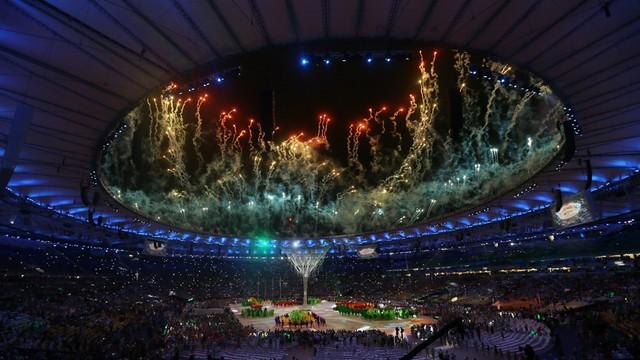 Zakończyły się igrzyska olimpijskie w Rio de Janeiro