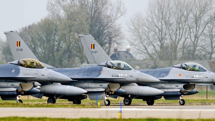 Belgia włącza się do walki przeciw ISIS. USA ją chwalą