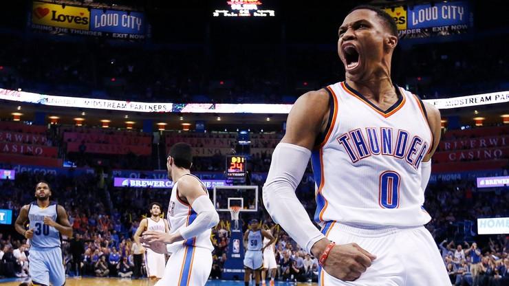 NBA: Westbrook przedłużył kontrakt z Thunder! Zarobi fortunę