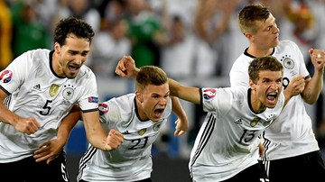 Wysoka oglądalność ćwierćfinałów Euro 2016 w Polsacie i Polsacie Sport