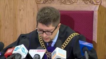 """23-11-2015 15:18 Sędziowie: prezydent nie może """"uwolnić"""" wymiaru sprawiedliwości od orzekania"""