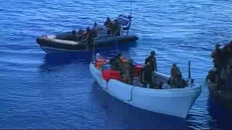 Somalijski pirat informuje o uwolnieniu 26 marynarzy po 4 latach
