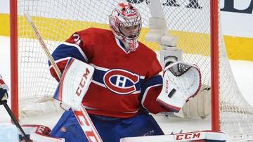2016-11-05 NHL: Katastrofalna postawa Canadiens! Lider przegrał... 0:10