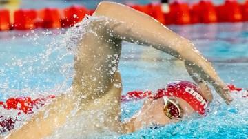 2016-12-07 MŚ w pływaniu: Wojdak czwarty na 400 m kraulem