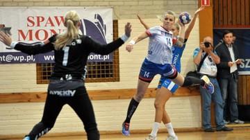 2016-10-15 Puchar EHF: Porażka Pogoni Baltica Szczecin z Dunkami