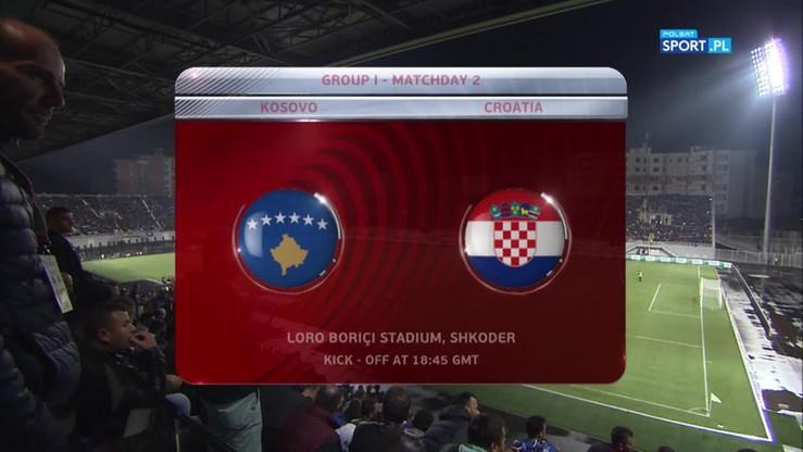 2016-10-06 Kosowo - Chorwacja 0:6. Skrót meczu