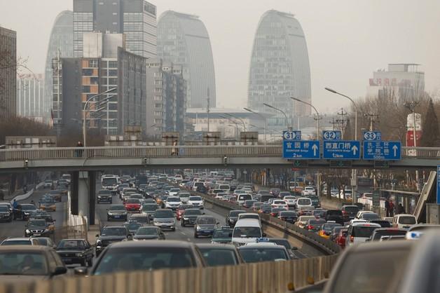 Chiny - ostre ekonomiczne hamowanie