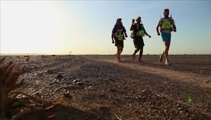 250 kilometrów przy 40-stopniowym upale. Ultramaraton na pustyni Gobi