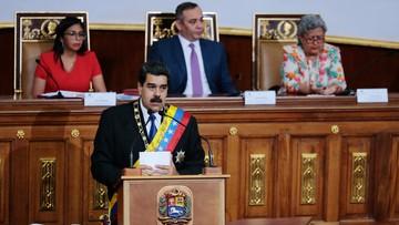 """08-09-2017 20:56 Maduro o renegocjacji zadłużenia. """"Kraj chce się uwolnić od dolara"""""""