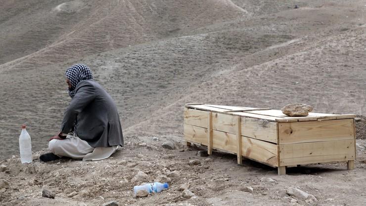 Tragiczne rekordy w Afganistanie. Ginie coraz więcej cywilów