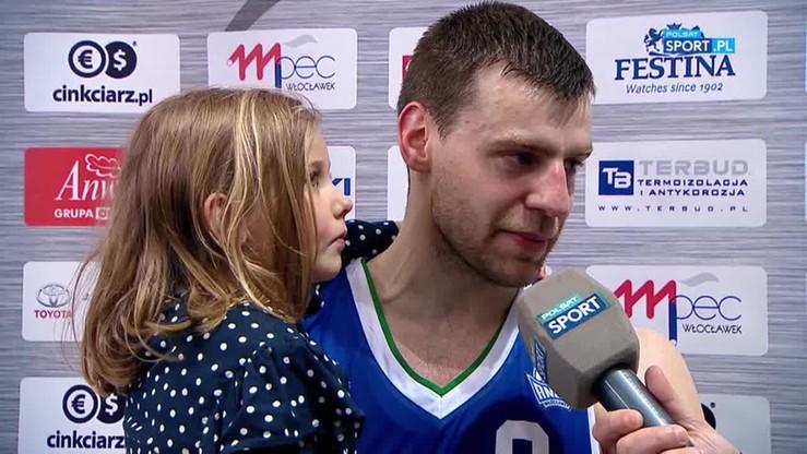 Łączyński: Bycie liderem zobowiązuje do dobrej gry