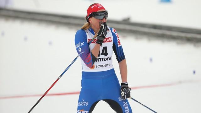 Kowalczyk dopiero ósma w Lahti, kolejna wygrana Marit Bjoergen