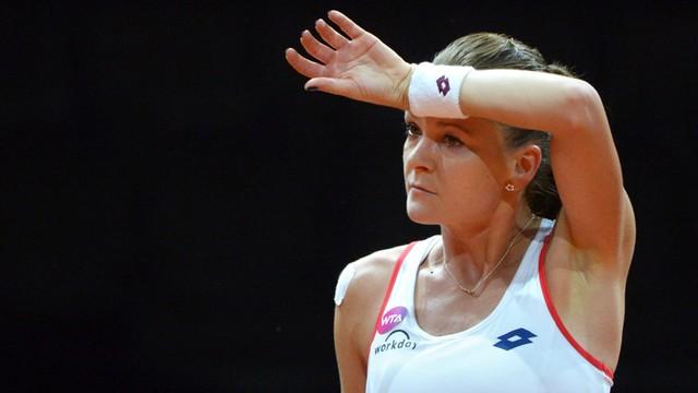 Duży spadek Agnieszki Radwańskiej w rankingu WTA