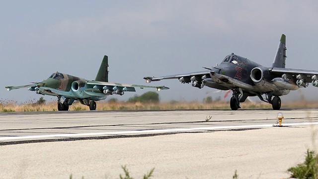 Rosjanie wycofają się z Syrii? Szef sztabu: możliwa redukcja sił