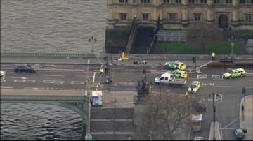 26-03-2017 11:12 Zamachowiec z Londynu działał sam
