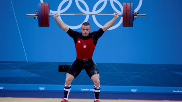 Adrian Zieliński także na dopingu? Zamieszanie wokół polskiego ciężarowca