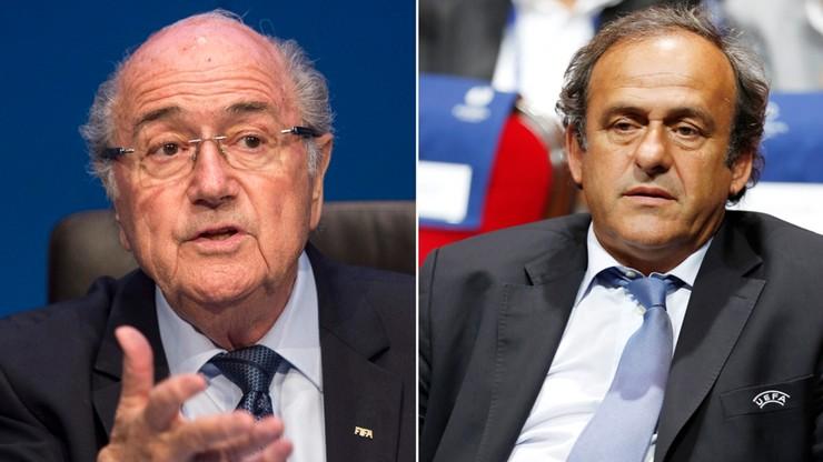 Komisja Etyczna FIFA wnioskuje o ukaranie Blattera i Platiniego